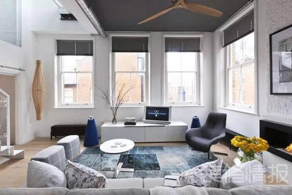 工业风公寓装修案例欣赏,衣帽间设计最好看!1.jpg