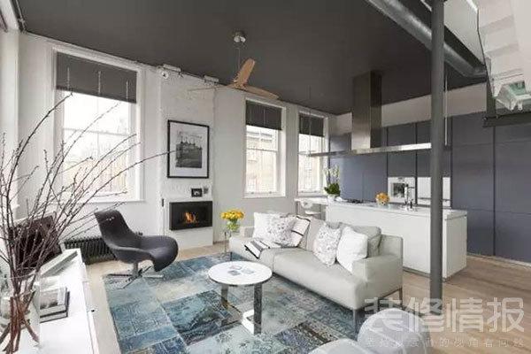 工业风公寓装修案例欣赏,衣帽间设计最好看!2.jpg
