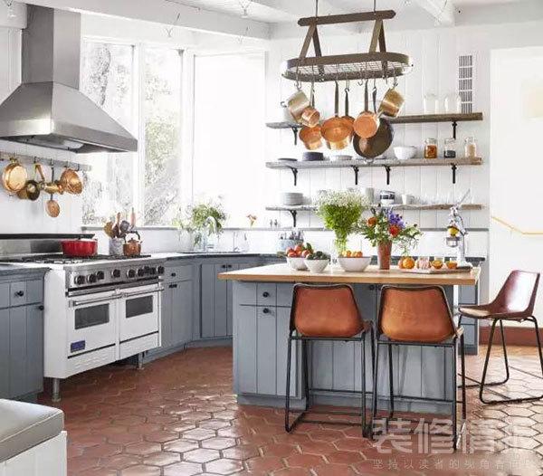 厨房装修效果图欣赏,天天下厨也乐意4.jpg