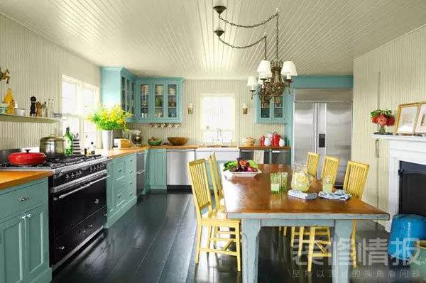 厨房装修效果图欣赏,天天下厨也乐意26.jpg