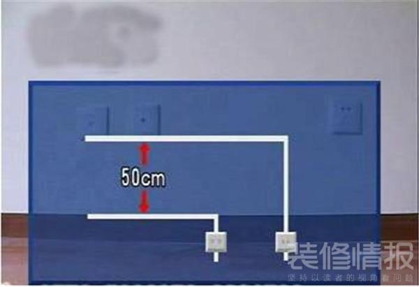 家装电路布线的基本原则间距.jpg