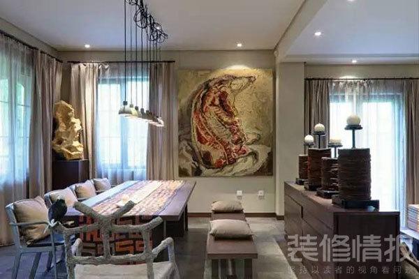 """""""中国古典主义哥特风"""",新中式装修案例欣赏!2.jpg"""