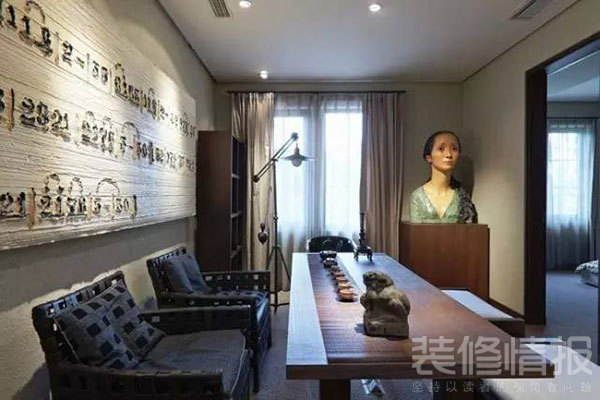 """""""中国古典主义哥特风"""",新中式装修案例欣赏!3.jpg"""