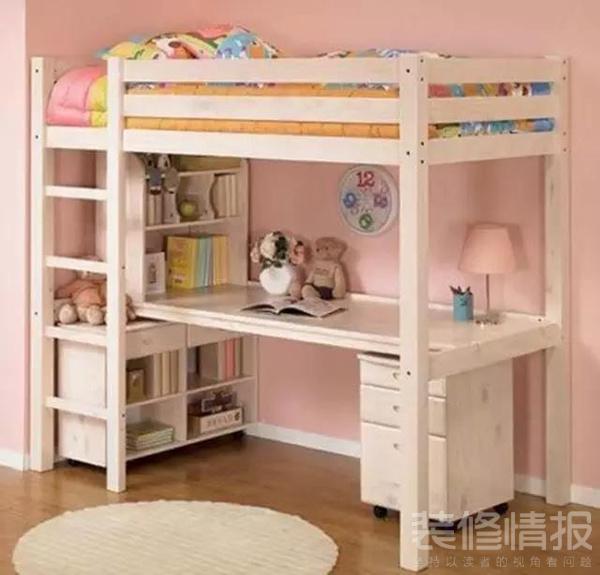 创意儿童房装修效果图欣赏